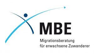 Logo MBE Migrationsberatung für erwachsene Zuwanderer